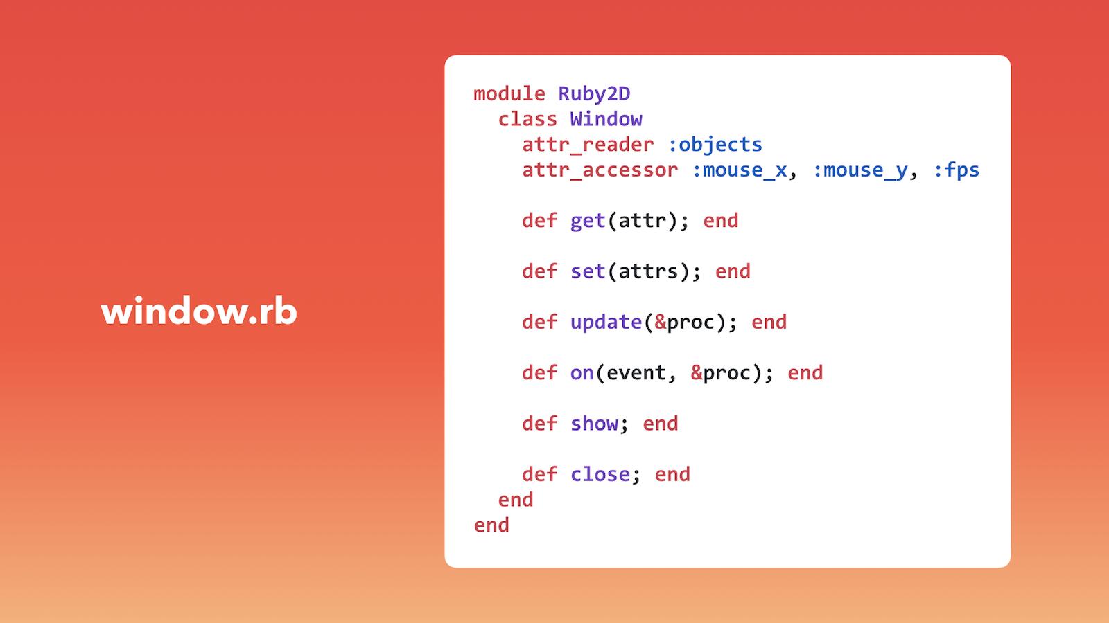Tom Black — RubyConf 2017